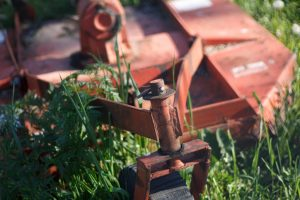 History of lawn mowers