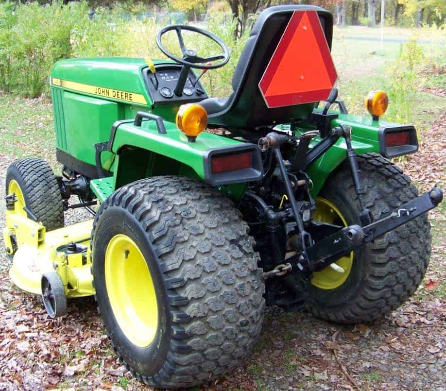 Past Work | John Deere Lawn & Garden Tractor Restorations