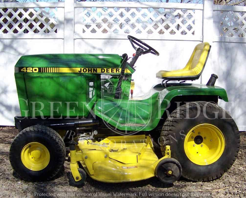 John Deere 420 for sale