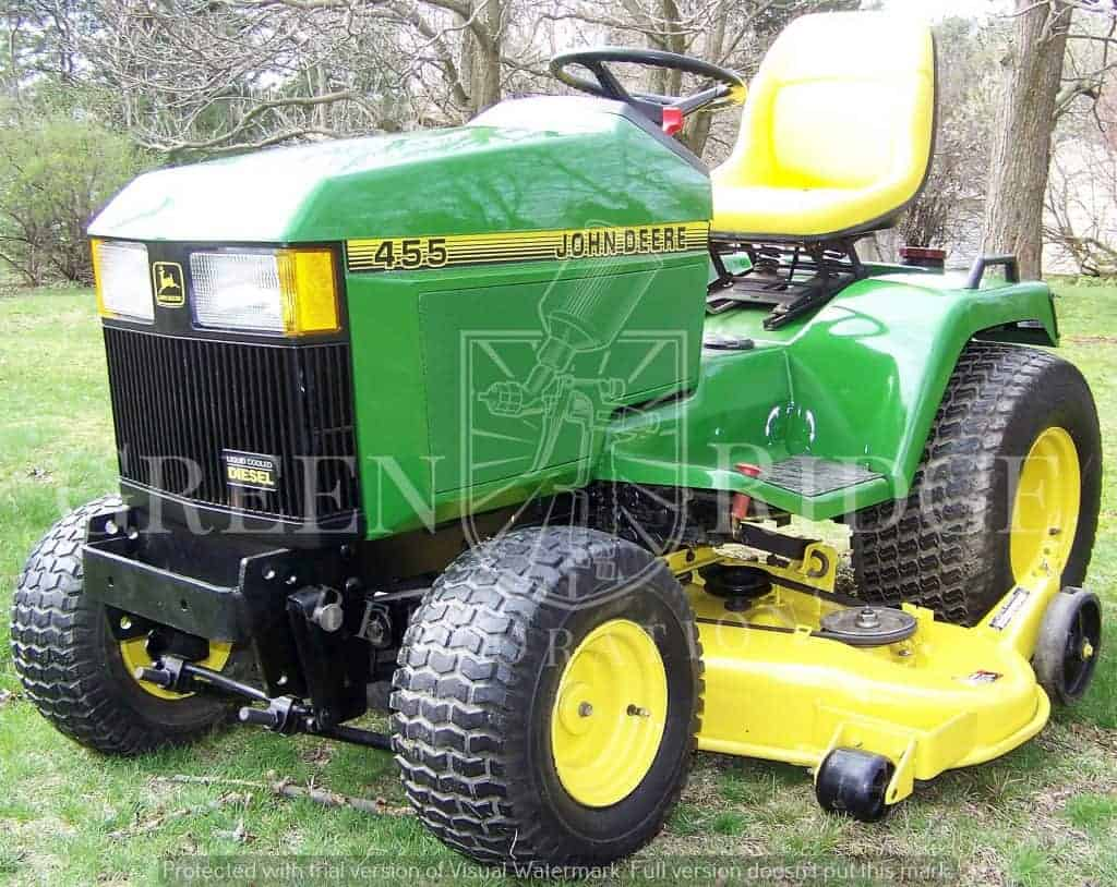 John Deere 455 for sale