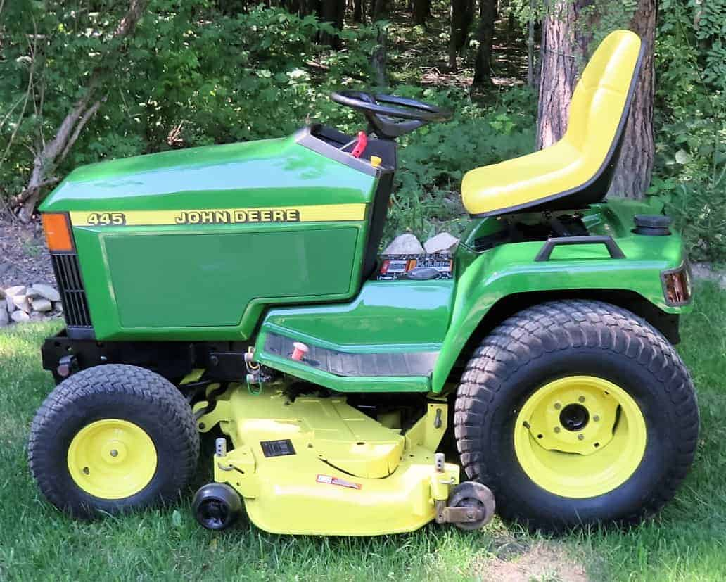 John Deere 445 for sale