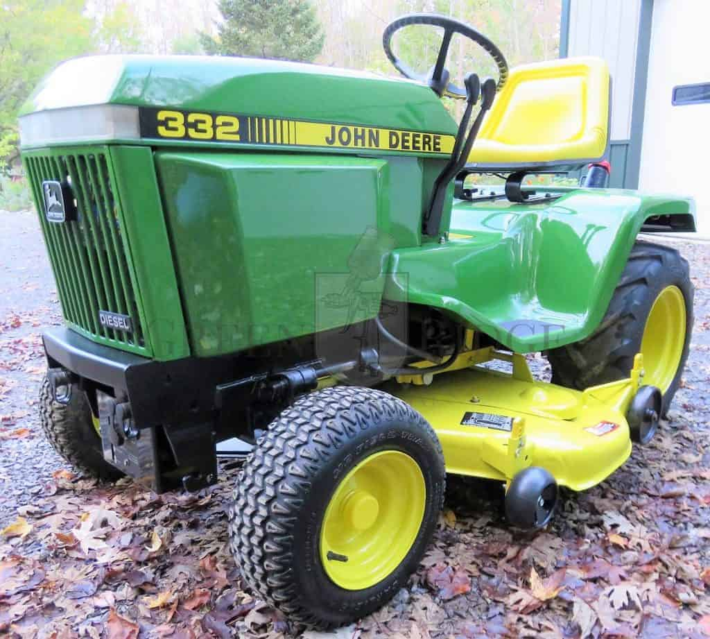 John Deere 332 for sale