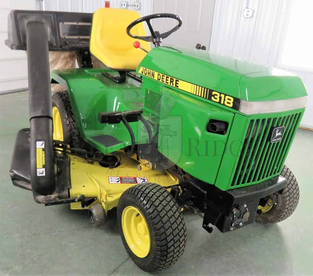 John Deere 318 for sale