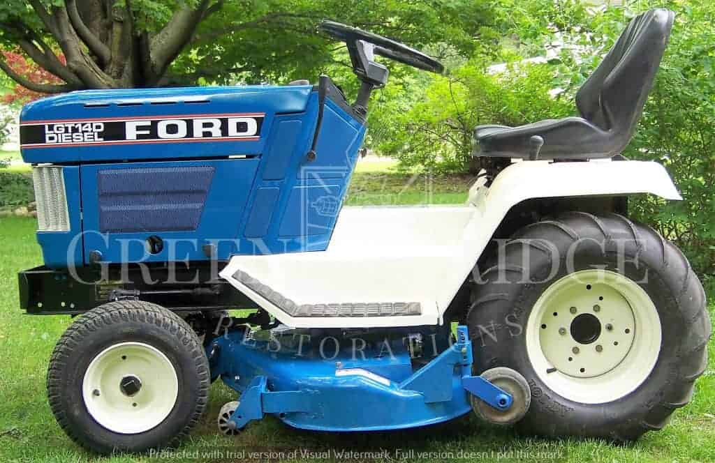 Ford LGT 14D Lawn Tractor