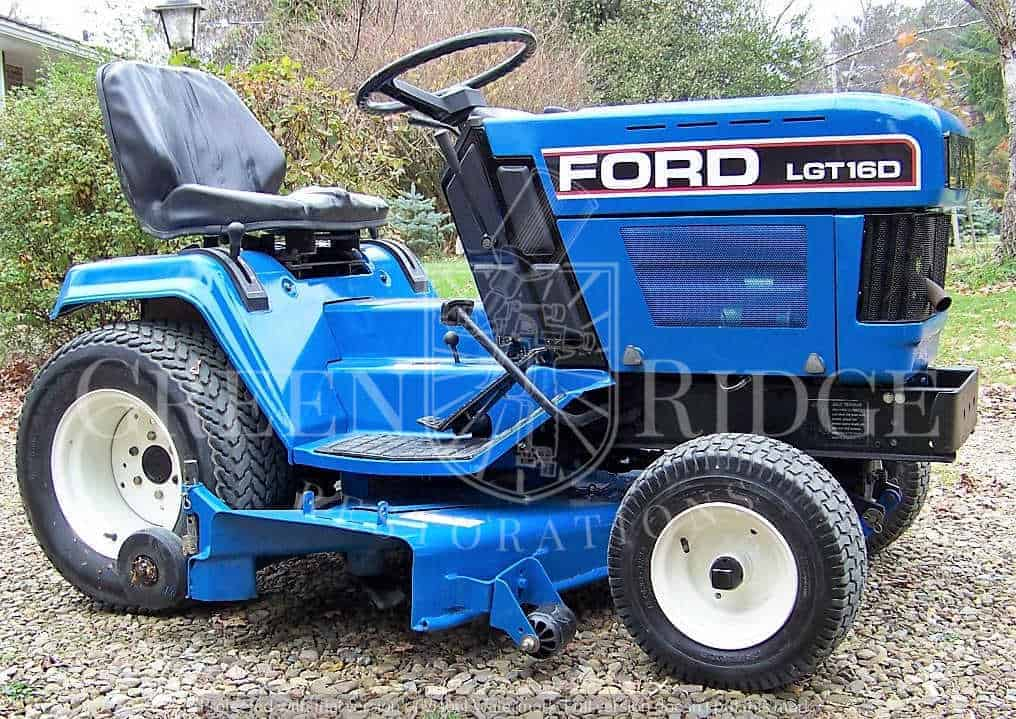 Ford LGT 16D Lawn Tractor