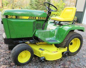 john deere 420 Archives - Green Ridge Restorations, LLC
