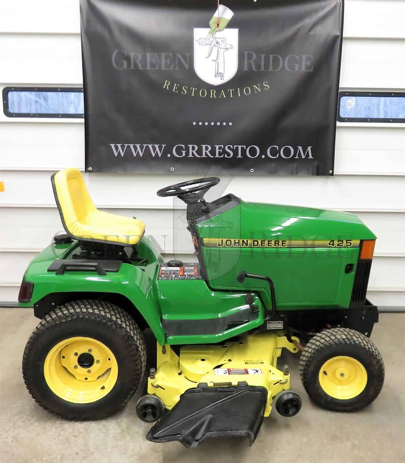 John Deere 425 for sale