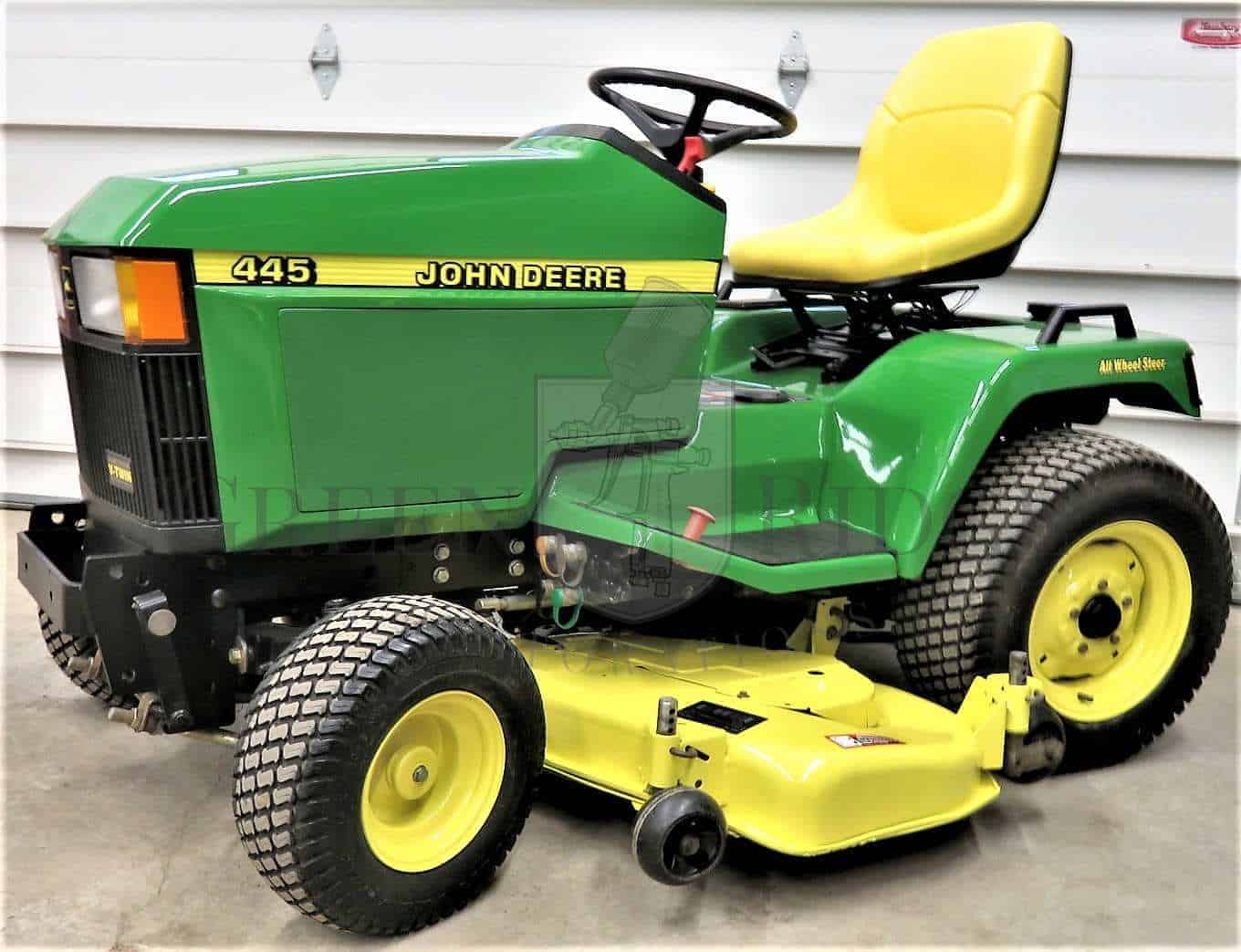 John Deere 445 AWS for sale