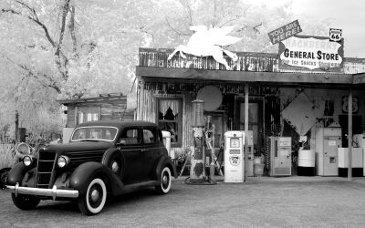 Fill 'er Up – A Brief History of Gas Pumps