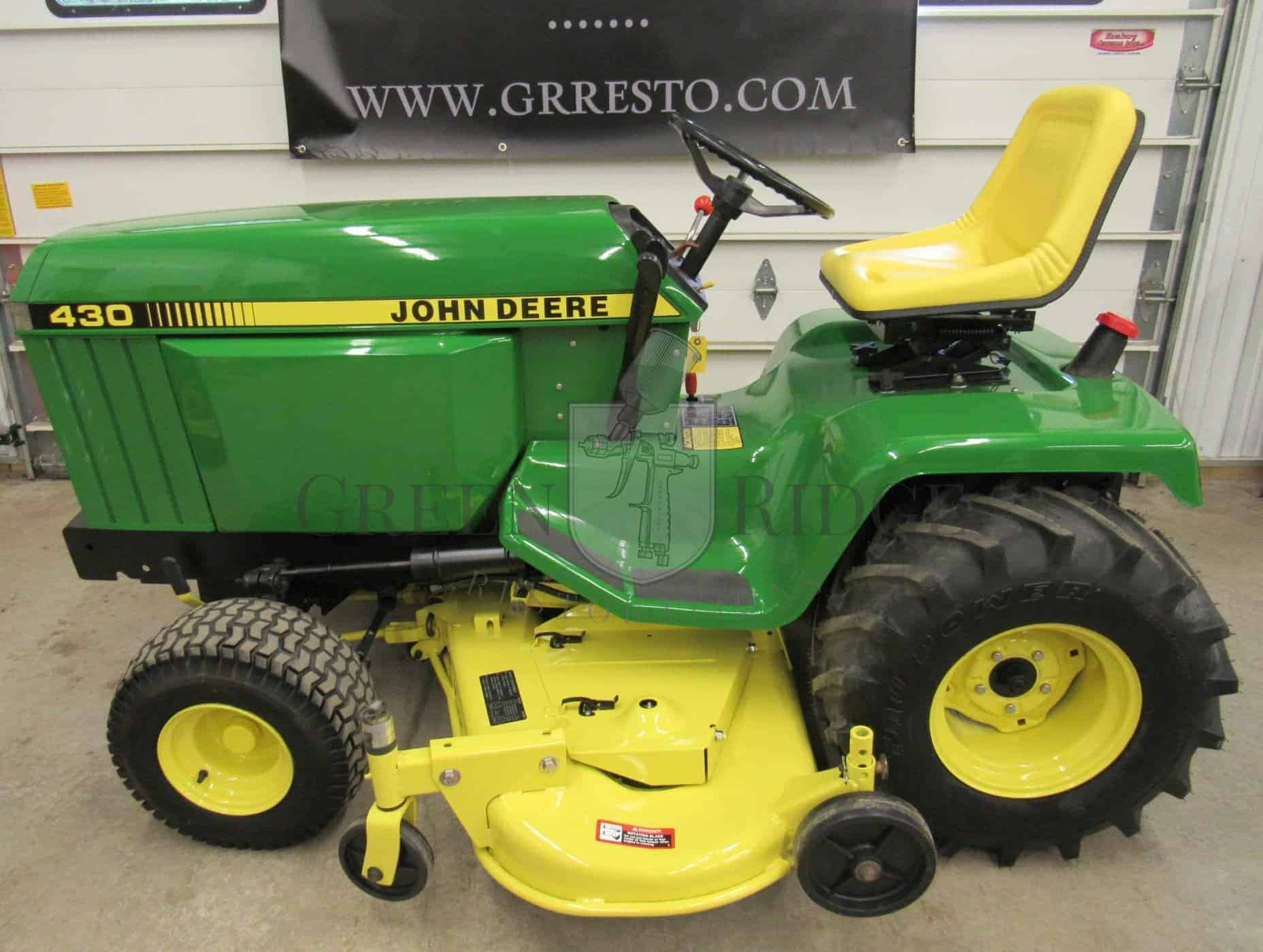 Why Should You Choose A John Deere Diesel Lawn Tractor